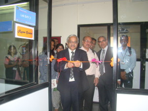 Rupee Centre Lab Inauguration